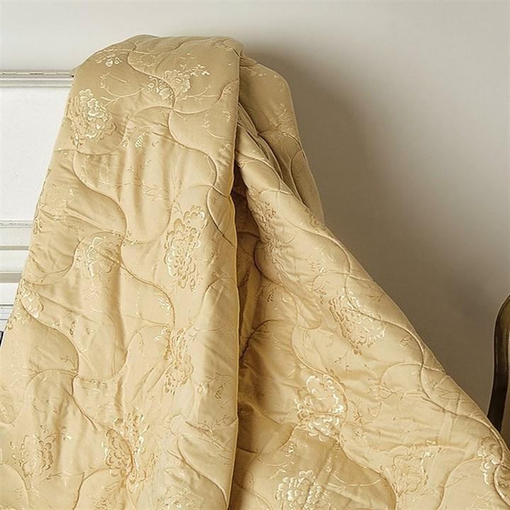 Одеяло из овечьей шерсти Natures Австралийская шерсть 220х240 всесезонное - фото 14333