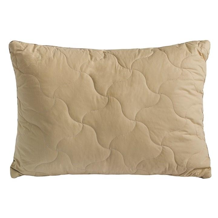 Подушка с верблюжьей шерстью Natures Дар Востока 50х68 - фото 14337