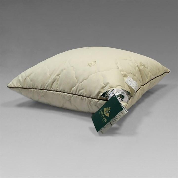 Подушка с верблюжьей шерстью Natures Дар Востока 68х68 - фото 14339