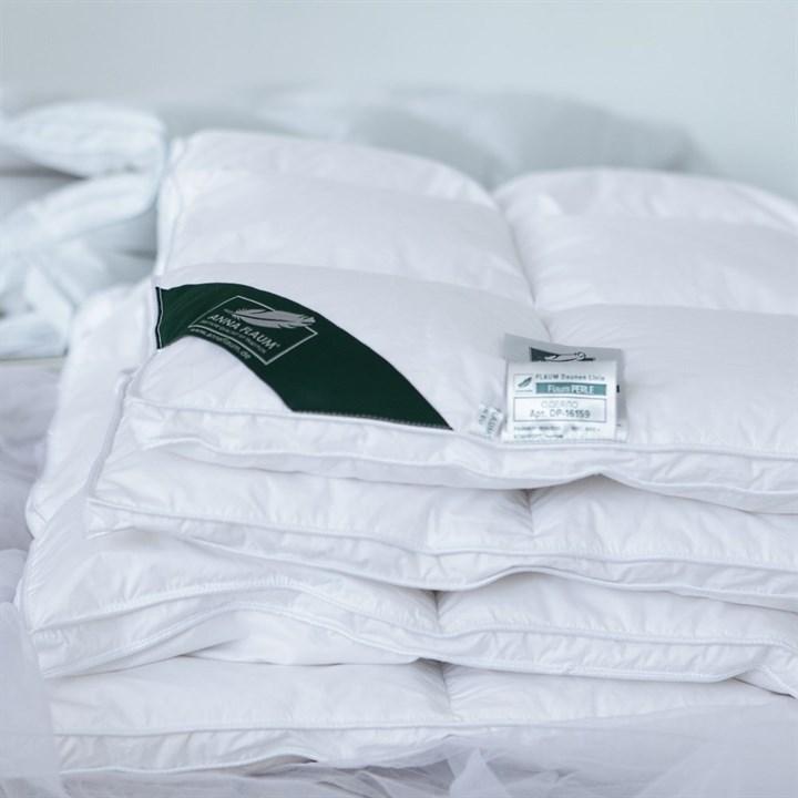 Одеяло пуховое Flaum Perle 150х200 теплое - фото 14811