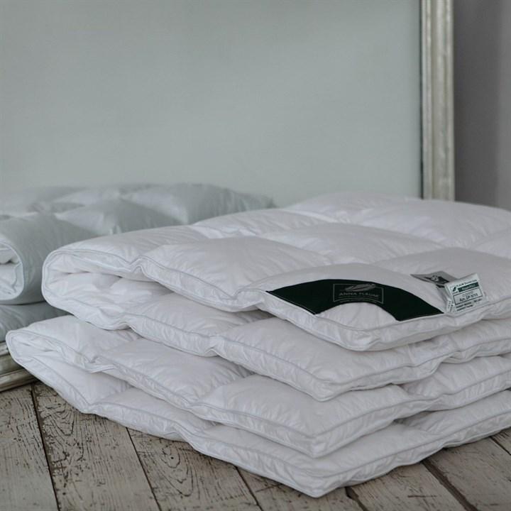 Одеяло пуховое Flaum Perle 220х240 теплое - фото 14833