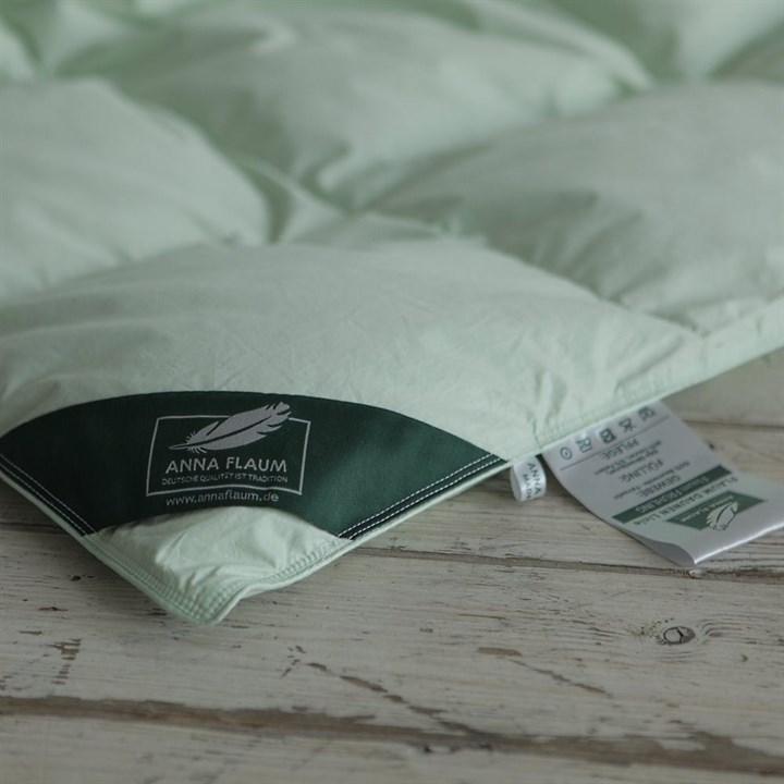 Одеяло пуховое Flaum Sommer 200х220 всесезонное - фото 14875