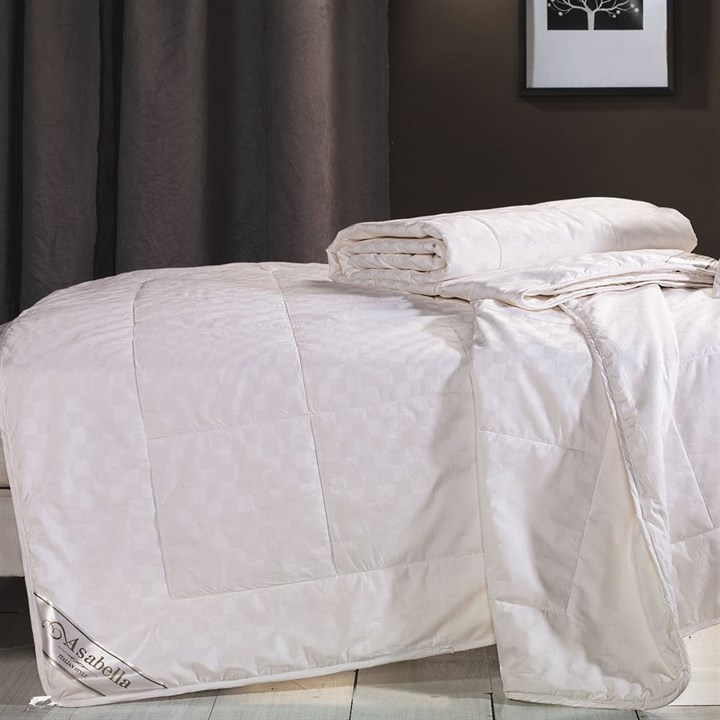 Одеяло шелковое Asabella CS-1 145х205 летнее - фото 16552
