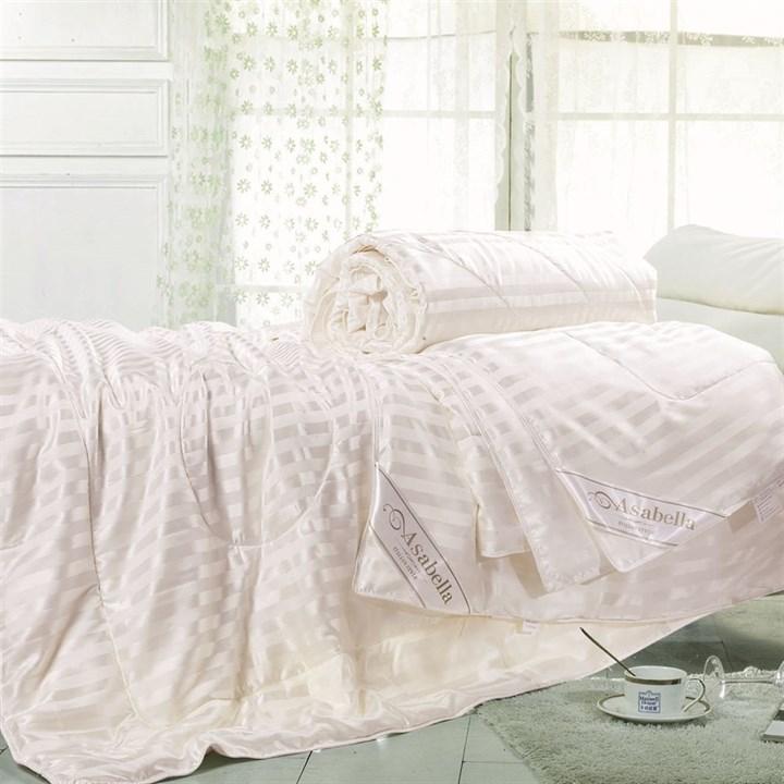 Одеяло шелковое Asabella S-1 145х205 всесезонное - фото 20186