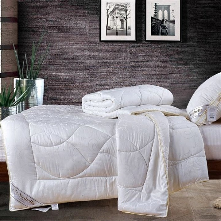 Одеяло из тенсела Asabella T-7 160х220 всесезонное - фото 20222