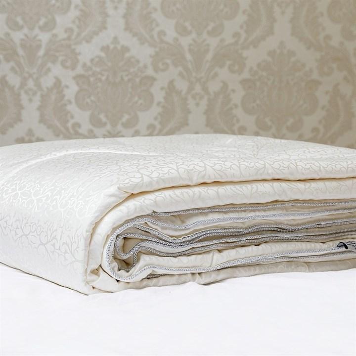 Одеяло шелковое 140х205 900 г Luxe Dream Luxury Silk всесезонное - фото 23553