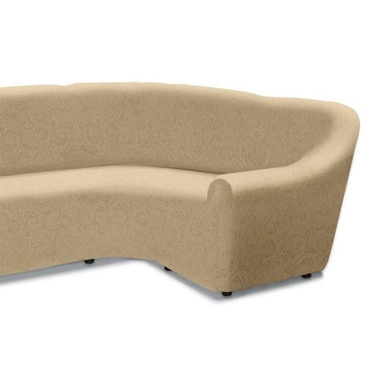 БОСТОН МАРФИЛ Чехол на классический угловой диван от 320 до 480 см правосторонний - фото 26863