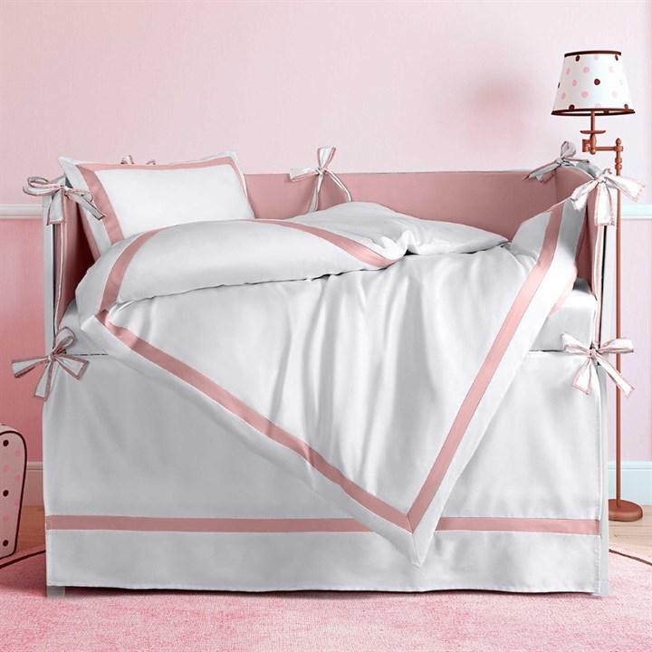 Комплект в кроватку MIA Rosa Classica - фото 28749