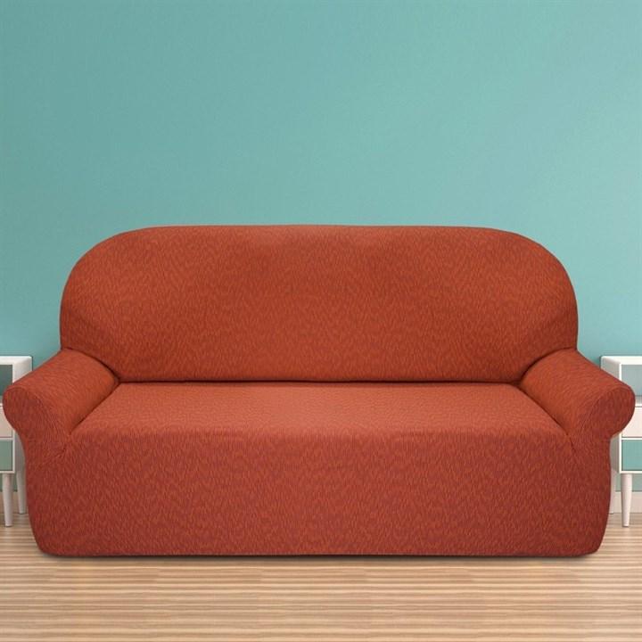 НЬЮ-ЙОРК ФЭШН АРАНСИА Чехол на 3-х местный диван от 170 до 230 см - фото 36433