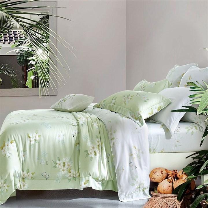 Постельное белье Asabella 1058-4S 1,5-спальное - фото 39818