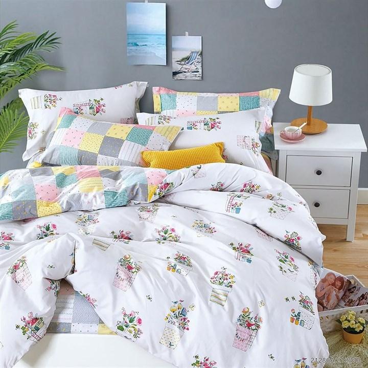 Постельное белье Asabella 1082-4S 1.5-спальное - фото 42945