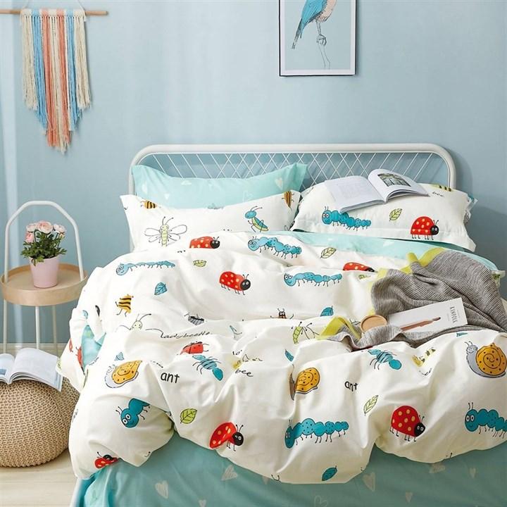 Детское постельное белье Asabella 1225-4S 1,5-спальное - фото 44579