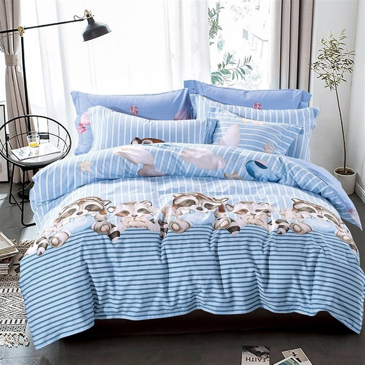 Детское постельное белье Asabella 1234-4S 1,5-спальное - фото 44587