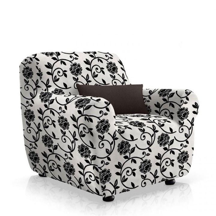 АКАПУЛЬКО БЛАНКО Чехол на кресло от 70 до 110 см - фото 81121