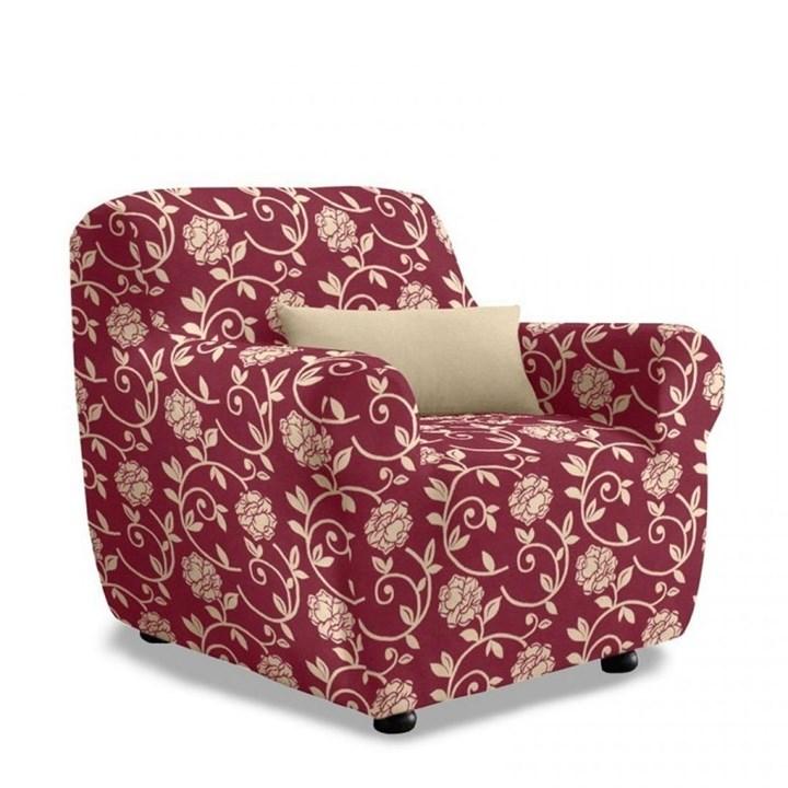 АКАПУЛЬКО РОХО Чехол на кресло от 70 до 110 см - фото 81123