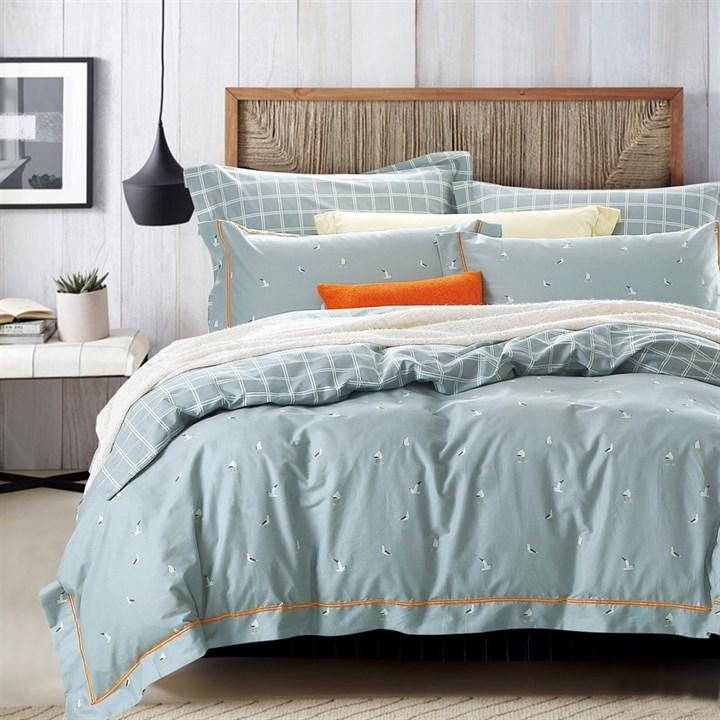 Постельное белье Asabella 976-4S 1,5-спальное - фото 93994