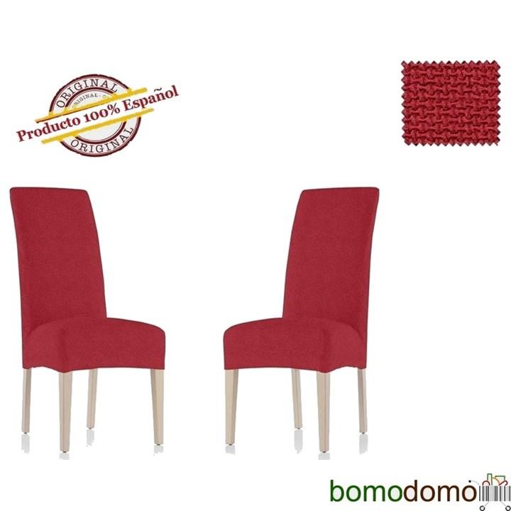 АЛЯСКА РОХО Чехлы на стулья со спинкой (2 шт.) - фото 97965