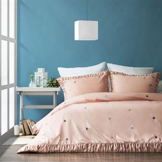 Постельное белье Pasionaria Мира 1,5-спальное розовое