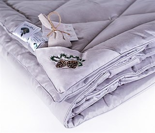 Одеяло бамбуковое Natures Кедровая сила Антистресс 150х200 всесезонное
