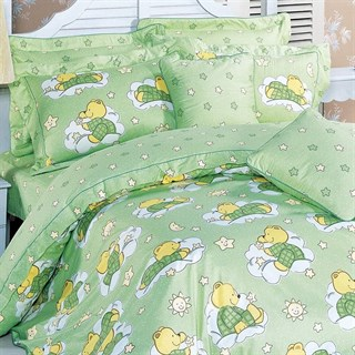 Детское постельное белье Asabella 1355-4XS 1,5-спальное