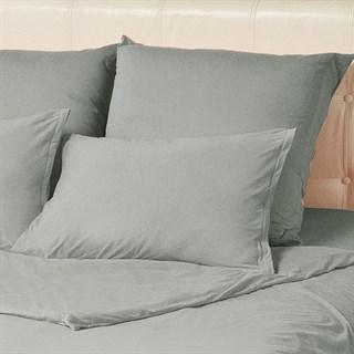 Наволочки Violett 70х70 (2 шт.) серый меланж