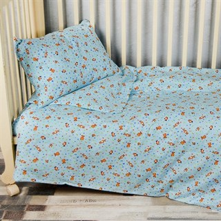 Комплект в кроватку Li-Ly Зайка