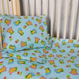 Комплект в кроватку Li-Ly Ежик