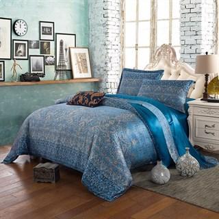 Шелковое постельное белье Blumarine евро