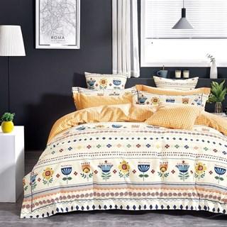 Постельное белье Asabella 1473-4S 1,5-спальное
