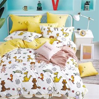 Детское постельное белье Asabella 1358-4XS 1,5-спальное