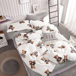 Детское постельное белье Asabella 1397-4XS 1,5-спальное