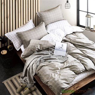 Постельное белье Asabella 1493-4S 1,5-спальное