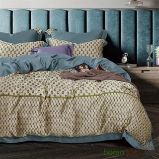 Постельное белье Asabella 1524-4S 1,5-спальное