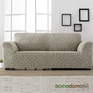 ЛЮКС-2 ГРИС Чехол на 3-х местный диван от 170 до 230 см