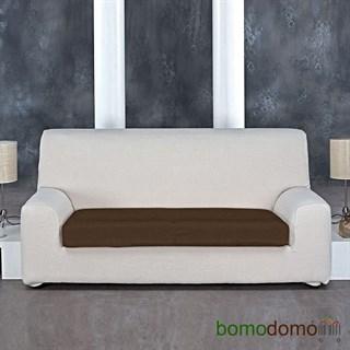 АЛЯСКА МАРОН Чехол на диванную подушку 140-200 см