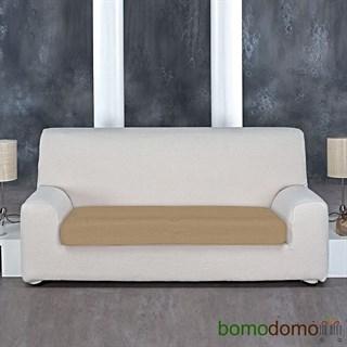 АЛЯСКА БЕЖ Чехол на диванную подушку 140-200 см