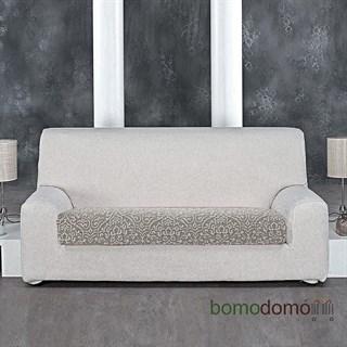 ЛЮКС-2 ГРИС Чехол на диванную подушку 140-200 см