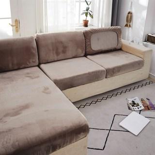 ПРИМА КАПУЧЧИНО Чехол на сиденье дивана от 150 до 210 см