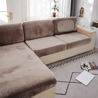 ПРИМА КАПУЧЧИНО Чехол на диванную подушку от 50 до 80 см