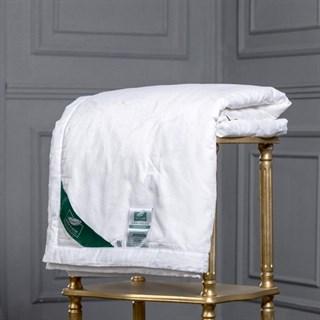 Шелковое одеяло Flaum Eleganz 200х220 всесезонное