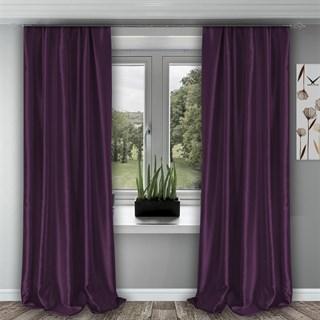 Готовые шторы Шарлиз фиолетовые