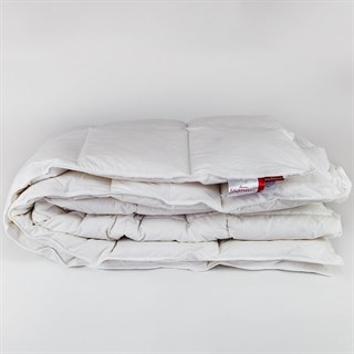Одеяло пуховое Kauffmann Sleepwell Comfort Decke 150х200 всесезонное