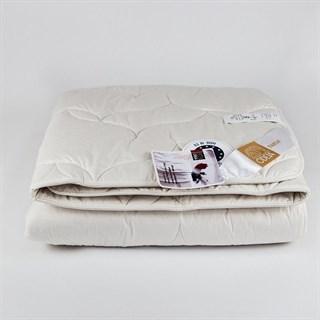 Одеяло стеганое Odeja Natur Kapok 200х200 всесезонное