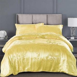 Шелковое постельное белье Эдем евромакси