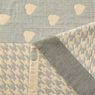 Одеяло-покрывало Asabella Муслин 1623-OS 160х220 летнее