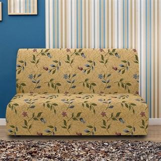 РОЯЛЬ Чехол на диван без подлокотников от 160 до 210 см