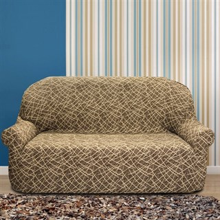 ГРЕЦИЯ МАРОН Чехол на 3-х местный диван от 170 до 230 см
