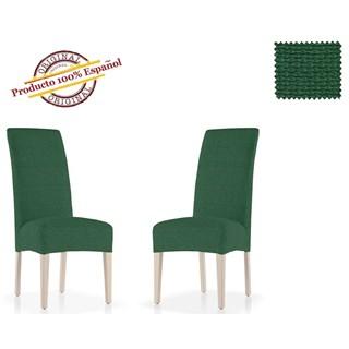 АЛЯСКА ВЕРДЕ Чехлы на стулья со спинкой (2 шт.)