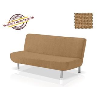 АЛЯСКА БЕЖ Чехол на диван без подлокотников от 160 до 210 см