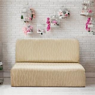 ТОСКАНА МАРФИЛ Чехол на диван без подлокотников от 160 до 210 см